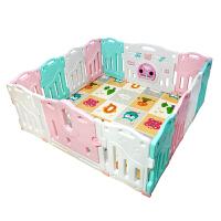 婴儿护栏海洋球池围栏栅栏儿童游戏室内家用爬行安全学步