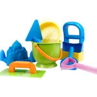 儿童沙滩玩具套装宝宝大号玩沙子挖沙户外游戏工具铲子沙漏小水桶
