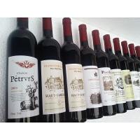 仿真法国红酒瓶装饰品洋酒瓶酒柜道具酒吧摆设收藏样板房摆件