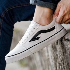 回力男鞋秋季韩版潮流透气帆布鞋男低帮鞋子男学生板鞋男士休闲鞋小白鞋