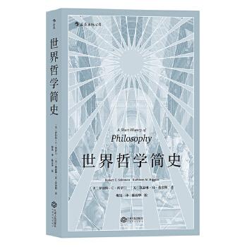 世界哲学简史 世界哲学视角 呈现哲学史发展全貌 思索生活中的大问题 生动风趣的哲学入门读物