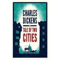 英文原版 狄更斯:双城记 Alma经典文学 A Tale of Two Cities (Alma Classics Ev