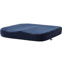 慢回弹记忆棉椅垫加厚办公坐垫汽车坐垫垫子屁垫 椅垫 40*40cm