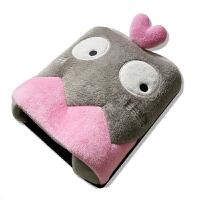 伊暖儿 USB暖手鼠标垫 摩登大嘴怪 电暖发热鼠标垫-灰怪