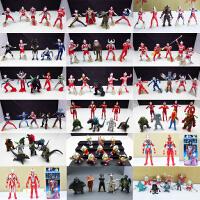 2套包邮 18套98款奥特曼超人怪兽恐龙男儿童模型手办玩具公仔