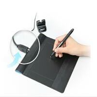 汉王手写板Q先锋+ Q先锋升级版 超薄款 电脑输入板老人用正品包邮