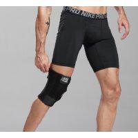 运动护膝护漆男骑车用护套护膝篮球护具装备