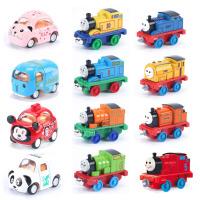 小火车套装儿童玩具车回力车宝宝合金小汽车玩具男孩