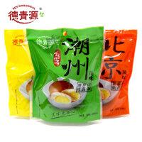 【德青源】卤蛋5枚套装 三种口味随机发 共15枚 潮州鲜香 北京酱香 台湾甜香