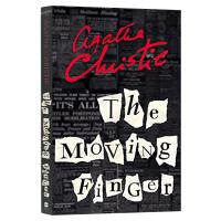 阿加莎系列 马普尔小姐探案第二季 魔手 Miss Marple The Moving Finger 英文原版侦探小说