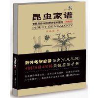 昆虫家谱――世界昆虫410科野外鉴别指南(便携版)