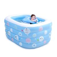 婴儿游泳池宝宝家用水池保温新生儿婴幼儿童充气游泳桶
