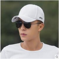 休闲棒球帽时尚男士遮阳鸭舌帽潮女式太阳帽百搭韩版帽子  可礼品卡支付