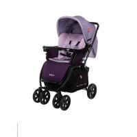 婴儿推车高景观可坐可躺四轮避震儿童折叠轻便手推车C400 k7m