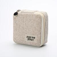 装卫生姨妈巾收纳包棉便携袋盒放月事小包包大容量可爱韩国简约