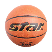 Star世达 篮球BB4506 女子用少年用篮球 6号  合成皮革
