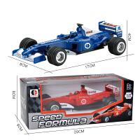 玩具跑车回力小汽车铝合金方程式F1男女孩宝宝礼物