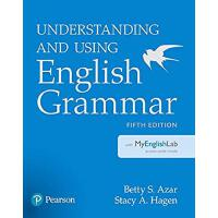 【预订】Understanding and Using English Grammar with Myenglishl