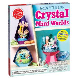 Grow Your Own Crystal Mini Worlds 培养你自己的水晶迷你世界