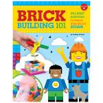 【预订】Brick Building 101 积木搭建:关于STEAM教育的20个活动 游戏教育