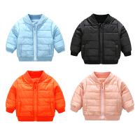 女童婴儿卫衣服秋装外套装1岁0男童宝宝加厚秋冬装