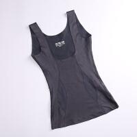 薄款一片式无痕塑身内衣收腹束腰背心美体产后分体塑形上衣