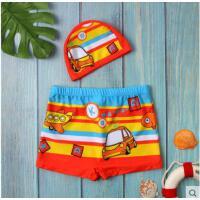 儿童泳衣男童泳裤中大童宝宝小孩1-3岁婴儿速干可爱泳装