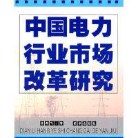 中国电力行业市场改革研究,沈剑飞,新华出版社9787501169184