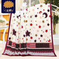 【支持礼品卡】冬季毛毯珊瑚绒毯子加厚法兰绒床单单件宿舍毯单人双人学生短毛绒1yi