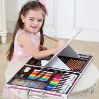 儿童画画套装美术绘画文具学习用品生日礼物工具小学生水彩笔画笔