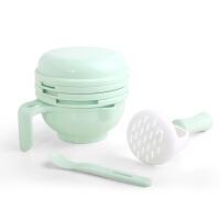 宝宝辅食研磨碗婴儿辅食工具套装儿童手动食物研磨器果泥料理机