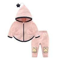婴儿外套装男春秋装休闲百搭外套婴幼儿小童女宝宝春秋装0岁衣服