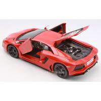 1:24兰博基尼合金汽车模型仿真速度与激情LP700