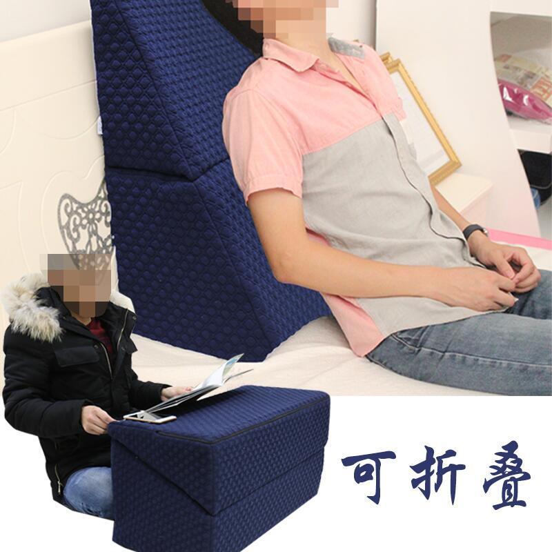 睡眠腰枕记忆棉腰枕孕妇靠垫靠枕腰枕睡眠腰垫腰椎间盘适用床上  如图