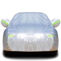 新北京现代瑞纳朗动领动ix35悦动IX25名图汽车衣车罩防晒防雨车套