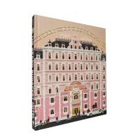 原版The Wes Anderson Collection布达佩斯大饭店韦斯安德森书籍
