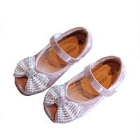 女童鞋子公主鞋小女孩�底皮鞋�和�奶奶鞋