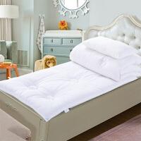 伊迪梦家纺 纯新疆棉花内胆 全棉绗缝成人床垫床褥 舒适保暖防滑 单人双人大小各种床型ZL301