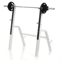 深蹲架举重架 杠铃架力量训练器家用健身器材杠铃架