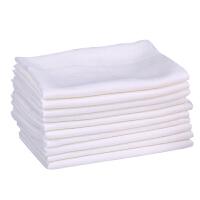 高温脱脂介子布宝宝用纯棉尿布全棉纱布可洗尿片新生婴儿透气夏季 L