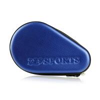 乒乓球拍套硬质葫芦包葫芦套乒乓球拍拍包葫芦形 蓝色