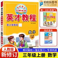 英才教程三年级上册数学教材解读人教版