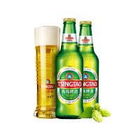 青岛啤酒经典330ml*24瓶箱啤