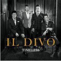 正版 美声男伶Il Divo: 永恒Timeless 专辑CD+歌词本