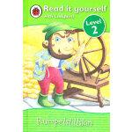 Ladybird:Rumpelstiltskin(Read It Yourself-Level 2) 小瓢虫分级读物:《侏儒怪》(阅读级别:2)ISBN 9781409307136