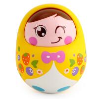 不倒翁大号点头摆件娃娃婴儿早教益早教智力宝宝玩具0-1-3岁