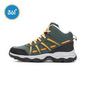 【下单立减2折价:59.8】【惠】361° 1度童鞋 男童棉鞋男童运动鞋冬季儿童运动鞋N71742652