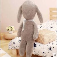 毛绒玩具布娃娃睡觉长抱枕垂耳兔公仔女孩玩偶女生