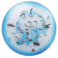 南极洲地图(鼠标垫)