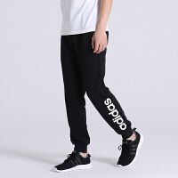 adidas阿迪达斯NEO男装2019春季新款运动裤休闲裤运动长裤DW8044